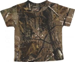 Code V - Toddler RealTree Camo Short-Sleeve T-Shirt - 3385 - RealTree AP HD - 2T