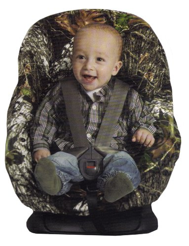 Mossy Oak Infinity Camo Car Truck SUV Universal-fit Infant Toddler Child Baby Car Seat Cover