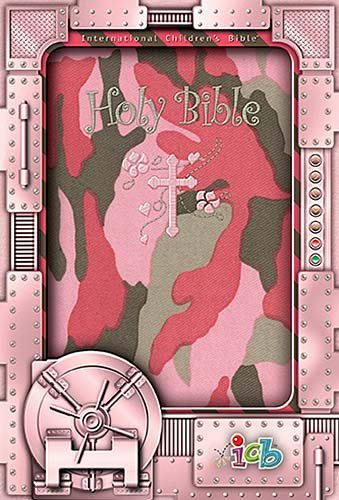 Compact Kids Bible: Pink Camo