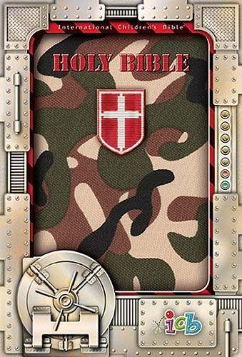 Compact Kids Bible: Green Camo