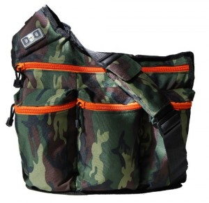 Diaper Dude Diaper Bag, Camouflage